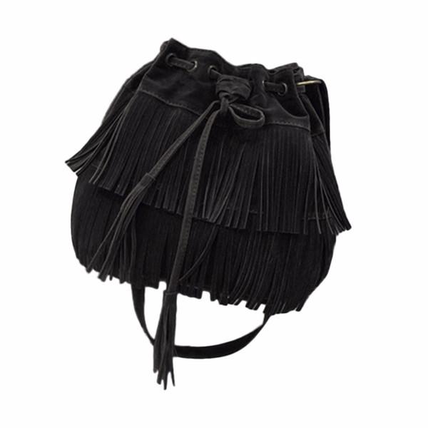 New Fashion Nappa Messenger Borse Ladies Casual Borse di colore solido Hangbags Alta qualità Marca Baellerry spalla delle donne