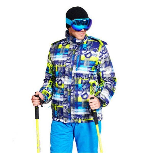 New Windproof Waterproof Thermal Full Sleeve Clothing Ski Jacket Outdoor Sports Wear Winter Camping Coat Snowboarding Jackets