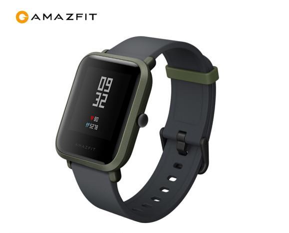 Xiao Mi Hua Mi Amazfit Bip бит temp Smart Watch Lite Youth Mi Fit отражение Цветной экран 1.28