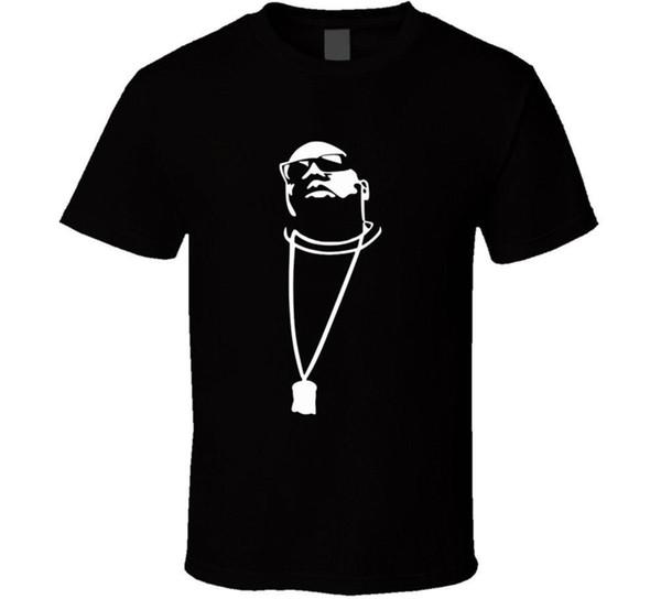 Biggie Smalls T Shirt Men Tee Notorious Rap Hip-Hop Molti colori regalo nuovo dagli Stati Uniti
