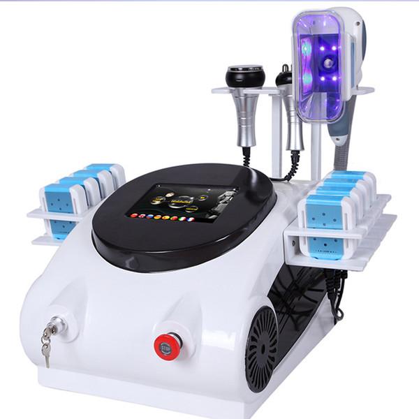 Fiyat ultrasonik kavitasyon makineleri lipo donma taşınabilir basınç vakum rf cilt sıkma makinesi