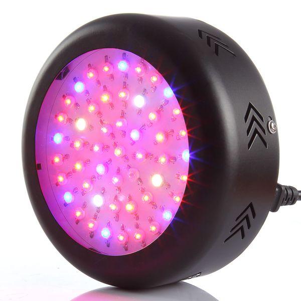 2pcs Full spectrum UFO 150W LED Grow light greenhouse Indoor garden Grow lamp for plants Flower Hydroponic Flowering light