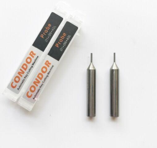 Livraison gratuite !!! Original Xhorse CONDOR Décorder XC MINI Machines à tailler les clés automatiques 1.0mm Sonde XC-007 Point Traceur