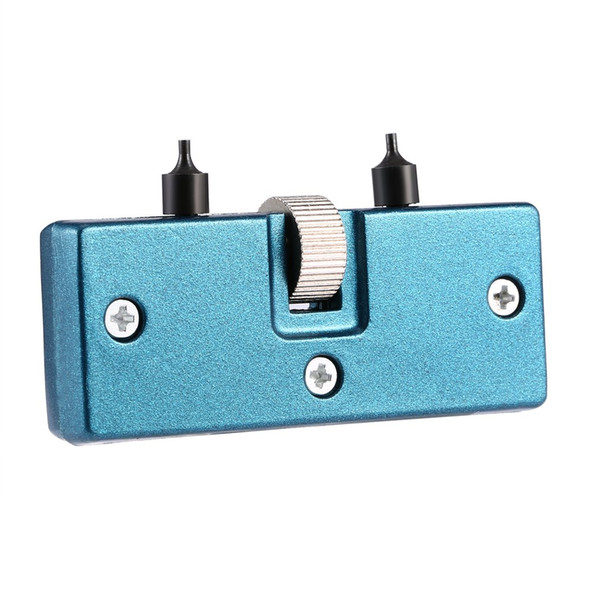Adjustable Watch Repair Tool Kit Back Case Opener Cover Remover Screw Watchmaker Open Battery Change watch accessory