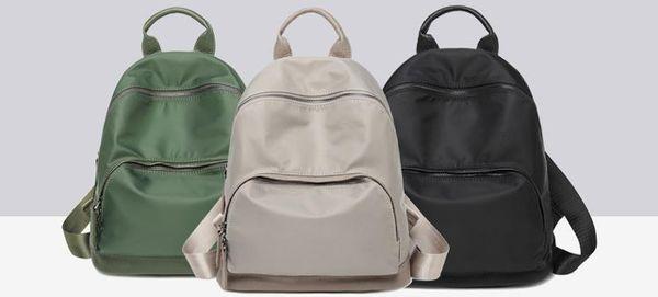 Nouvelle version coréenne du sac à dos grande capacité pour femme