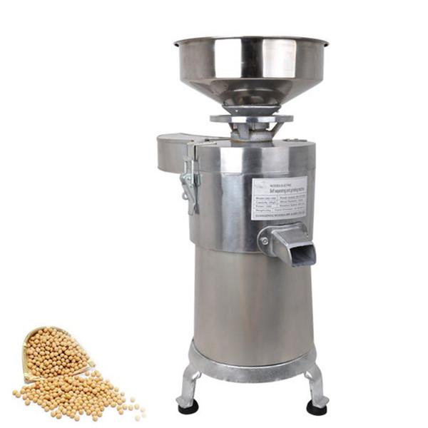 BEIJAMEI Preço de atacado elétrica máquina de moagem de soja / preço da máquina de polpação de soja / fabricante de leite de soja que faz a máquina