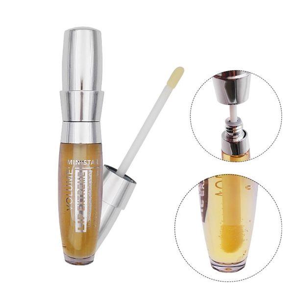 MINISTAR Lip Extreme Volume 3D Sexy Super Volume Gordo Lip Gloss Hidratante Brilhante Líquido Batom Longa Duração Lip Sense