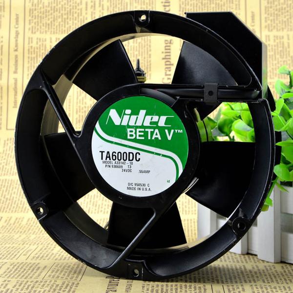 Для Nidec TA600DC A33142-10 24V 0.55 A 17см 17050 инвертор вентилятор