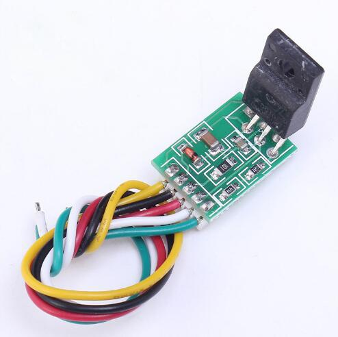 Free shipping! 1pc/lot 12-18V LCD Universal Power Supply Board Module Switch Tube 300V For LCD Display TV Maintenance