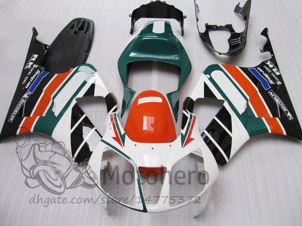 3gifts Fairing kits for HONDA VTR1000 RC51 SP1 SP2 00 01 02 03 04 05 06 Fairings set VTR1000RC51 SP1/2 bodywork