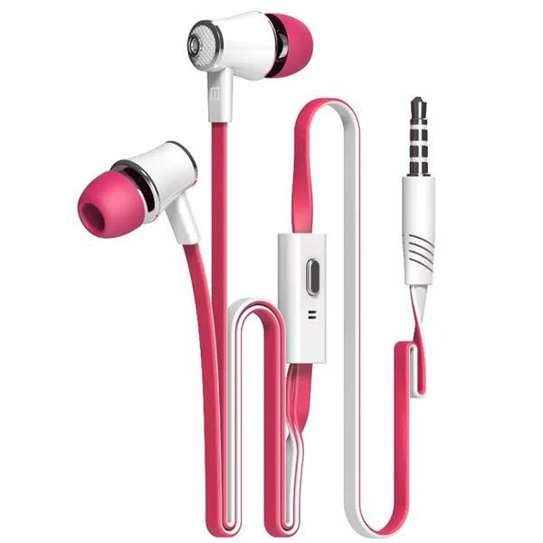 Langstom JM21 Express écouteurs annulation de bruit dans l'oreille pour Iphone Portable Secure Fit pour la course de haute qualité