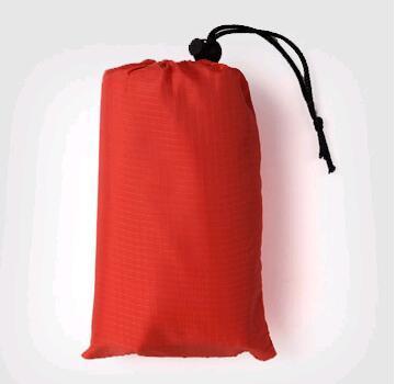 Waterproof Portable mini Outdoor Picnic pocket Mat Camping Mattress Beach Mat Picnic Blanket Tourist Blanket Travel Mini Folding Bed