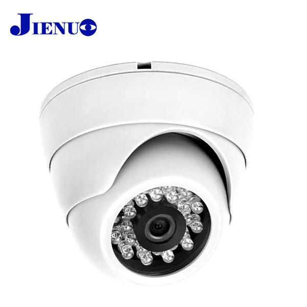 JIENU 1280*960P ip camera CCTV Security Home Surveillance Indoor White Dome Mini Ipcam p2p System Infrared HD Cam Support ONVIF