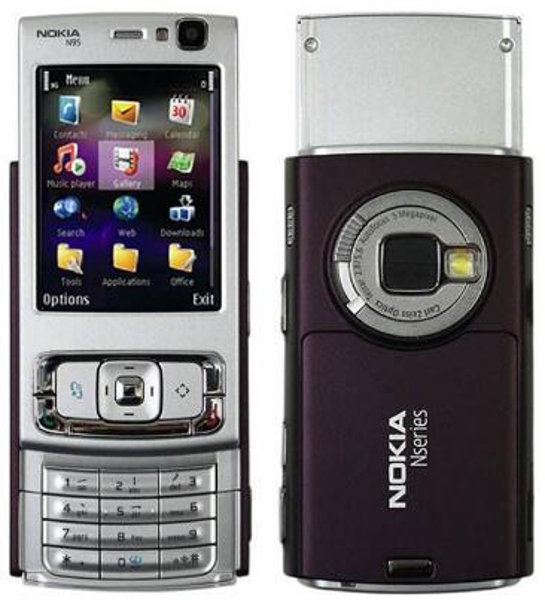 Refurbished Cell From 24h 8gb 5mp Phone Phones Mobile Storage N95 Original Camera Buy Bestone Unlockedn95