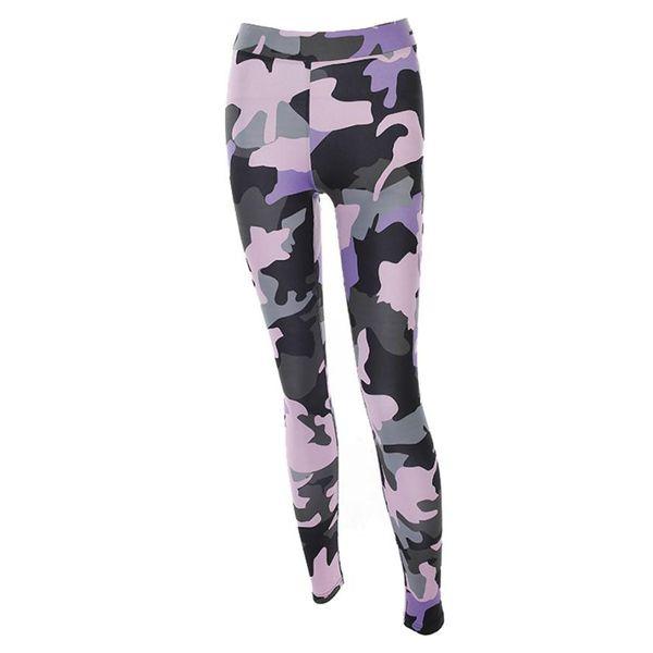 fitness leggings women high waist leggins Yoga Workout Gym slim leggings Women Running Sport Pants Tight Trouser Bomber #BB