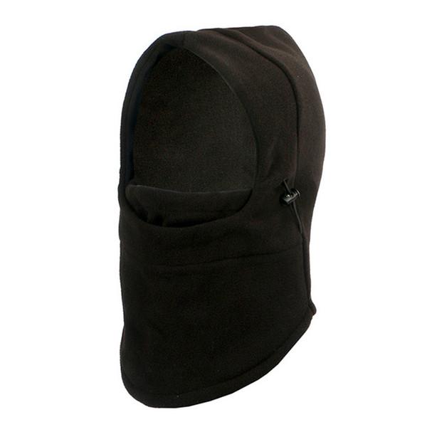 Chapeaux chauds d'hiver Chapeaux de laine pour les hommes bandana crâne cagoule ski snowboard cache-cou plus chaud masque, Wargame Special Forces masque