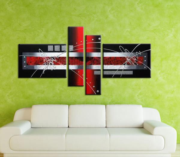Acheter Haute Définition Décoration Peinture En Gros Peinture Abstraite En Gros Oi Décoration Murale Mode De 33 17 Du Qq88t Dhgate Com
