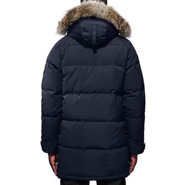 Top Warm Großhandel Winter Fluffy Von CG Kapuze Wolf Herren Daunenjacke Outdoor Warm Daunenjacke Mit Daunenmantel Winter Fell Großhandel Ente qAjL4c5R3