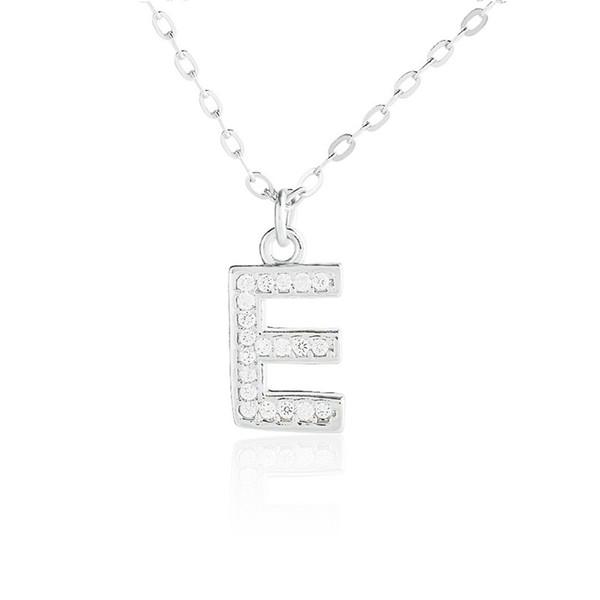 /Lettre A-Z en argent/é 26/pi/èces Diamante Diamante Alphabets/ 12/mm de hauteur 1/chaque
