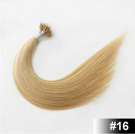 #16 loira dourada