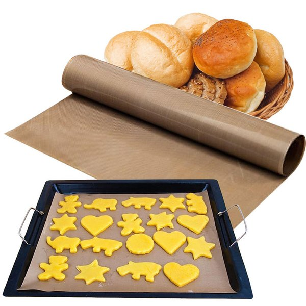 30*40cm Pastry Baking Paper Sheet Cloth Non-stick Tray Kitchen Oven Tool Bakeware Mat