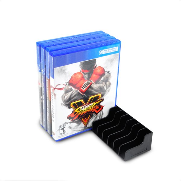 hot sale Game Card Box Storage Stand Holder For Sony Playstation 4 PS4 for 20pcs CD Disks or Card Holders Support Bracket