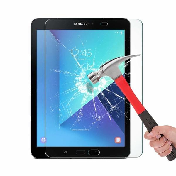 Displayschutzfolie für Galaxy Tab S2 8,0 Zoll gehärtetes Glas Tab. S2 8,0 T710S M-T710 SM-T715 T713 T719 Tablet Bildschirm Glas