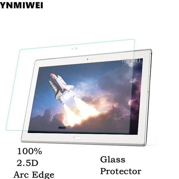 Glas-Schirm-Schutz für Lenovo TAB4 10Plus TB-X704F X704N ausgeglichenes Glas schützende Filme transparenter Schutz