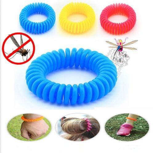 best selling Mosquito Repellent Wristband Bracelets Pest Control Insect Protection for Adult Kids Outdoor Anti Mosquito Wrist band KKA1935