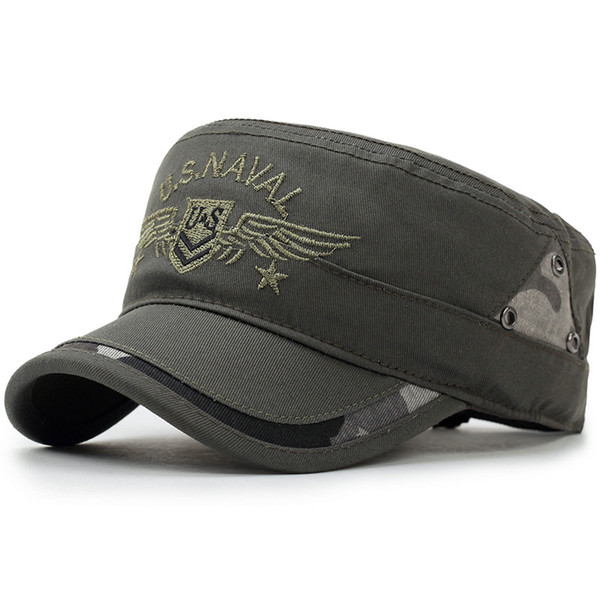 Baseball Cap Men Army SWAT Militar Tactical Combat Snapback Hat Casual Adjustable Flat Caps Outdoor Hiking Baseball Cap