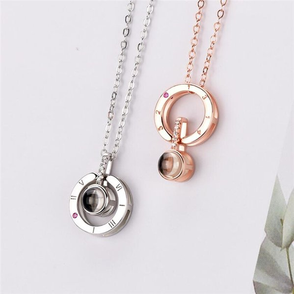 Rose Gold and White gold