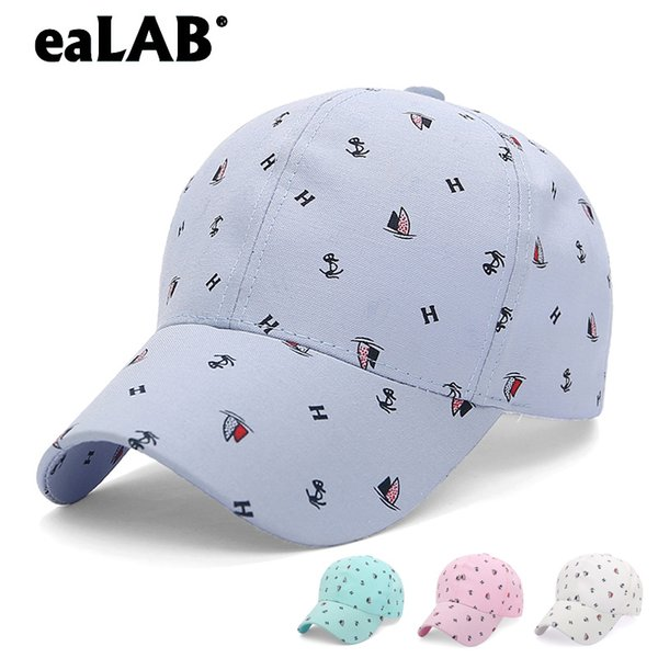 Baseball Cap for Children Dad hat Boy Girl Casual Sports Adjustable Caps Baseball Hats Fitted Cap