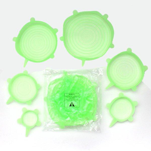 Зеленый цвет 6size