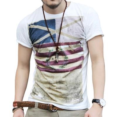 T-shirt uomo manica corta t-shirt da uomo, T-shirt da uomo t-shirt da uomo marca B97
