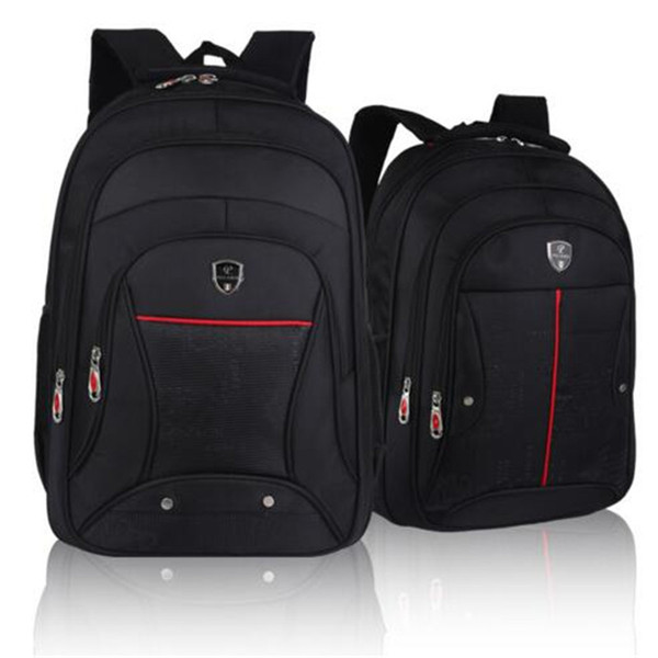 Swiss army knife hit 15 inch nylon laptop backpack bags high-end nylon backpack male female students travel packages