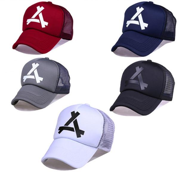 Moda Snapbacks Mens Alabama Şapka Yansıtıcı Tasarım Kapaklar ABD Koleji Mektubu Bir Logo Ayarlanabilir Üçgen Net Kap GGA279