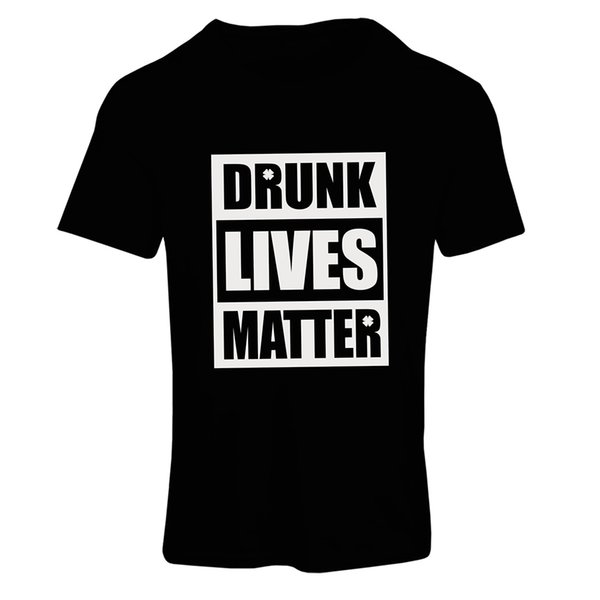 St Patty's day Drunk Lives Matter funny Saint Patrick's Shirts For Women