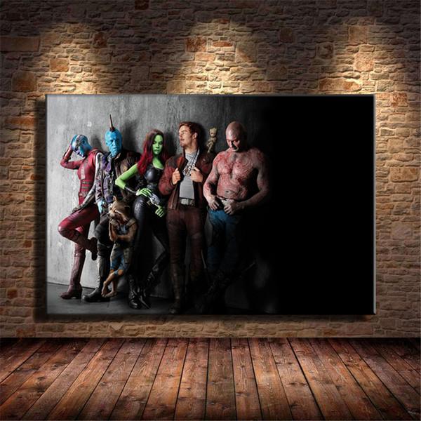 Wächter der Galaxie Diesel -1, Home Decor HD gedruckt moderne Kunst Malerei auf Leinwand (ungerahmt / gerahmt)