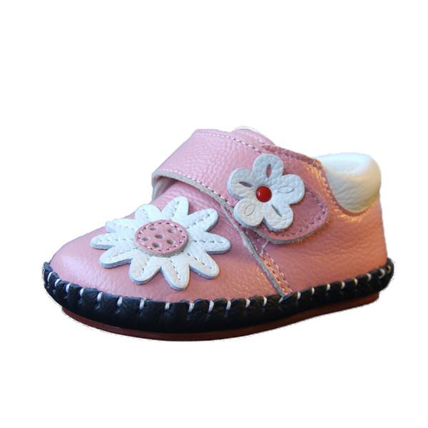 Livraison gratuite! 2018 Nouvelle Mode Fleur Bébé Chaussures Princesse Chaussures Toddler Chaussure Fille Sapato Infantil Menina