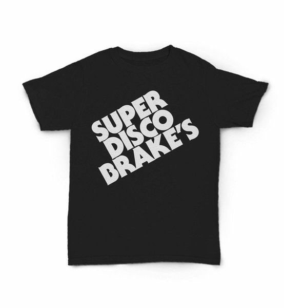 Супер диско тормоза футболка - фанк душ брейки виниловые пластинки 12