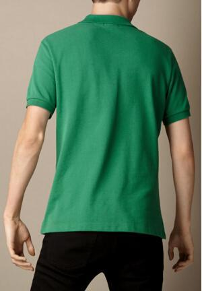 Camisa de Camisa London Brit Camisa de hombre de algodón Inglaterra Camisa de polo de algodón de manga corta para hombre Camisas de polo de tenis de golf negro