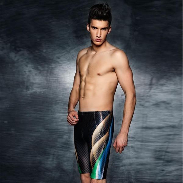 Phinikiss 2017 swimsuit profissional dos homens swimsuit impressão calções de natação para meninos mens swim troncos maiô zwembroek heren