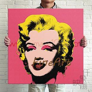 2018 Handmade Painting Pop Art Oil Paintings For Sale Marilyn Monroe Painting Andy Warhol Home Decoration Wall Art Decoration From Kungfuart 41 57