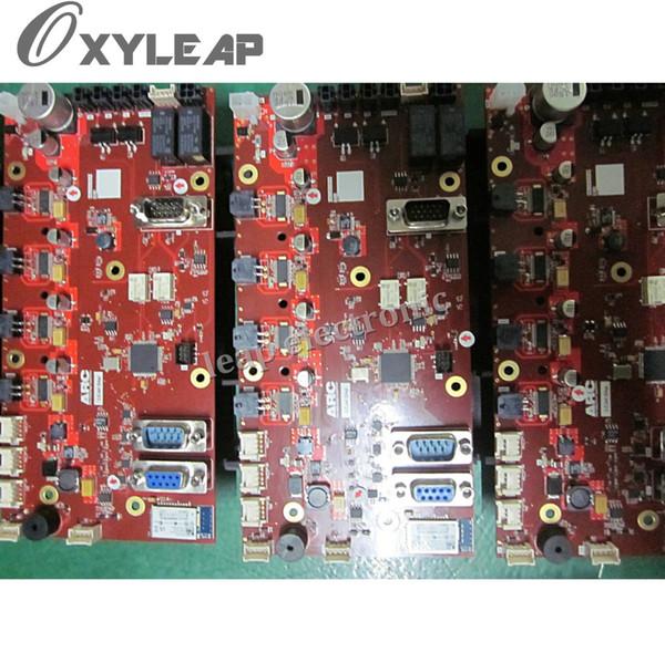 pcb bileşenlerini satın alır, tüm panoyu şablon haline getirir ve monte eder