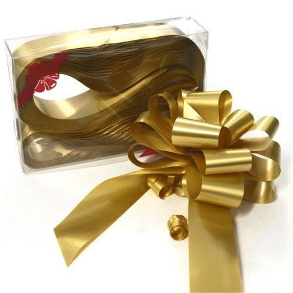 Tire de la cinta del arco para el arte, decoración de la boda, embalaje del regalo 30m m 20pcs / set