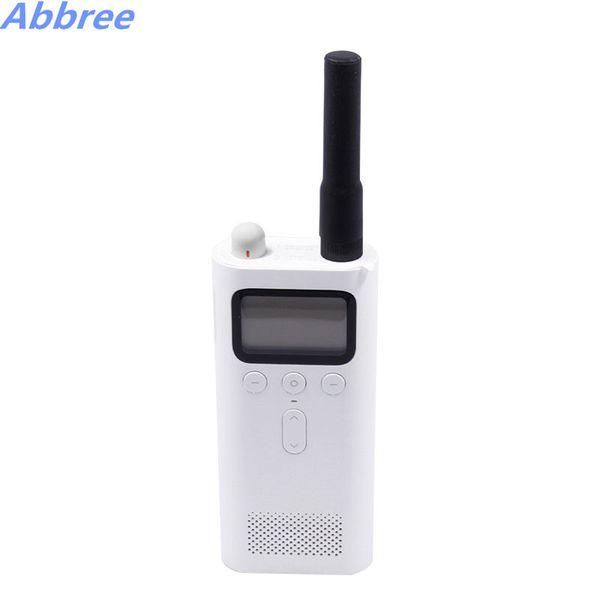 Abbree 20 Mini ثنائي الموجات SMA-F أنثى 144 ميجا هرتز / 430 ميجا هرتز لينة الهوائي ل walkie تخاطب xiaomi mijia راديو هام راديو