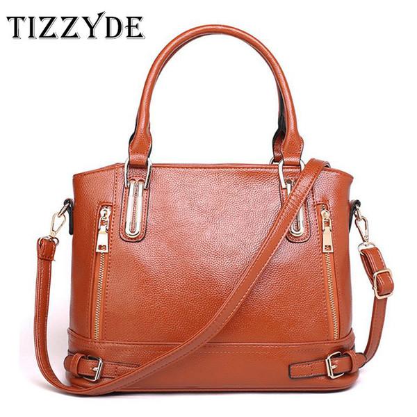 Bags for women 2018 New women's shoulder bag diagonal bag Ladies fashion lychee handbag Casual vintage messenger ja06
