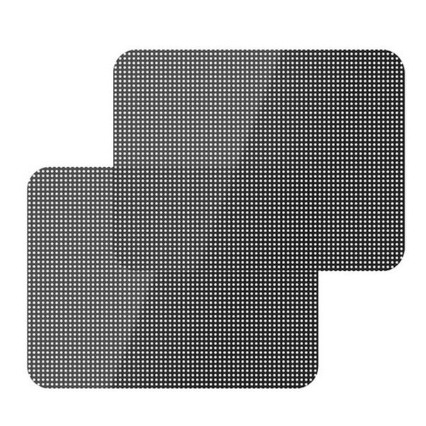 4 unids / lote Car styling etiqueta Uv Coche sombrilla Electrostatico Pegatinas Auto Suministros Sun Block Sun-shading para Skoda Octavia