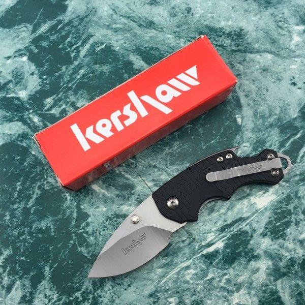 Sıcak Kershaw 3800 Katlanır Bıçak Bıçak, 440 Çelik Taktik Klasör Bıçaklar, Mini Açık Pocket Knife, EDC Hediye Survival Bıçaklar Aracı ücretsiz kargo