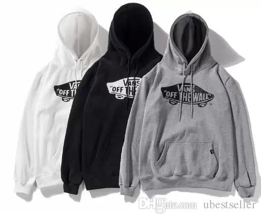 3d0bf12c5c 2019 F30 Off Hoodie White Hot Sales New Loose Men And Women Hooded Sweater  Loose Hoodie White And Black Couple Hoodie Wholesale From Loveusd
